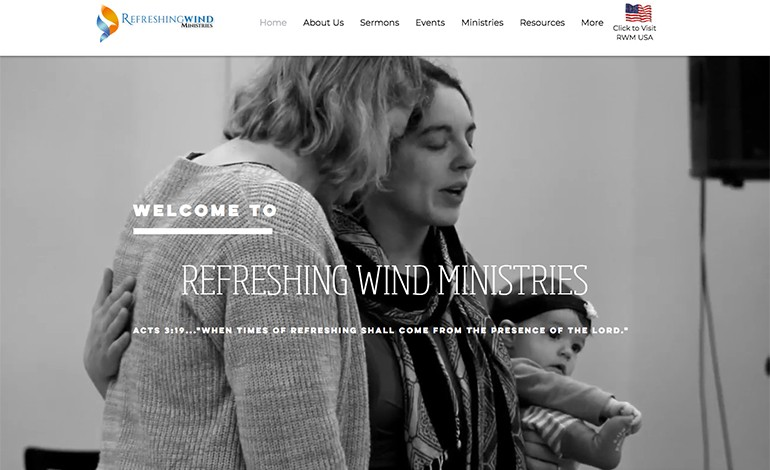 Refreshing Wind Ministries