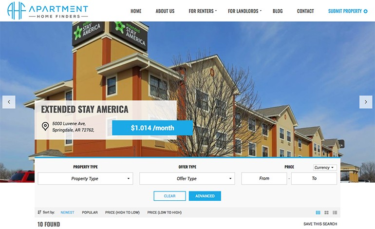 Apartment Home Finders