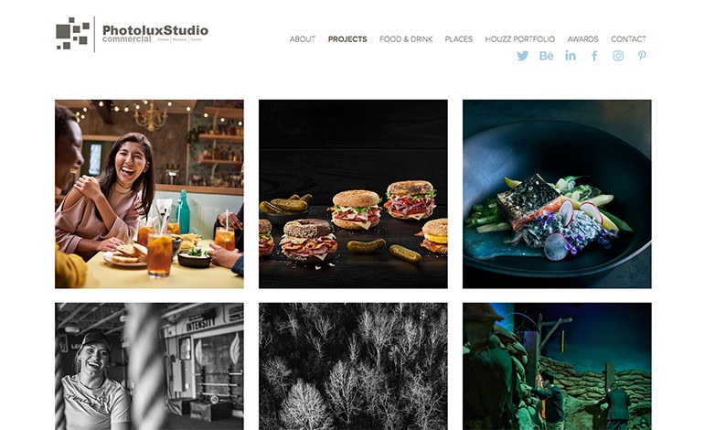 photolux commercial studio