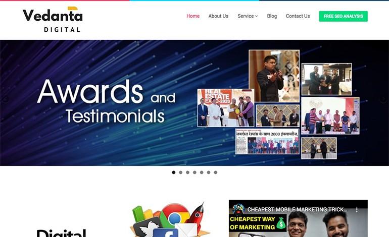 Vedanta Digital Marketing