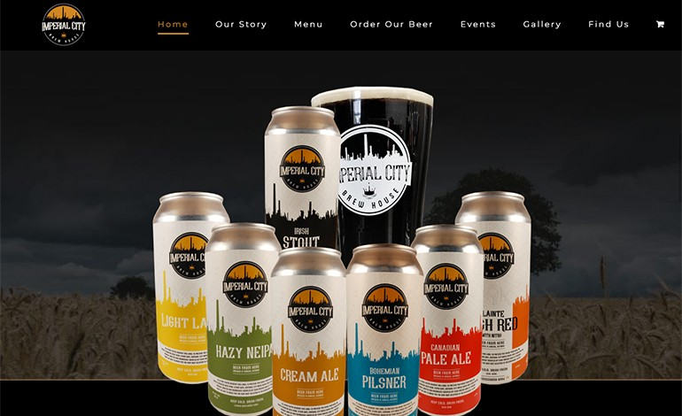 Imperial City Brew