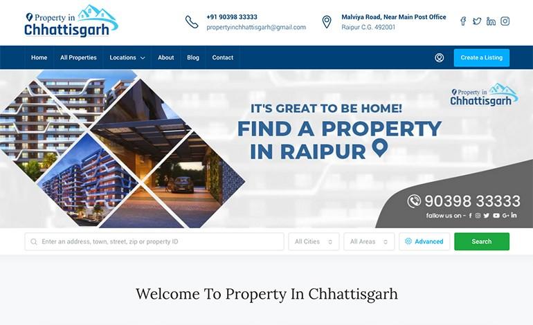 Property In Chhattisgarh