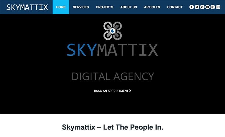 Skymattix