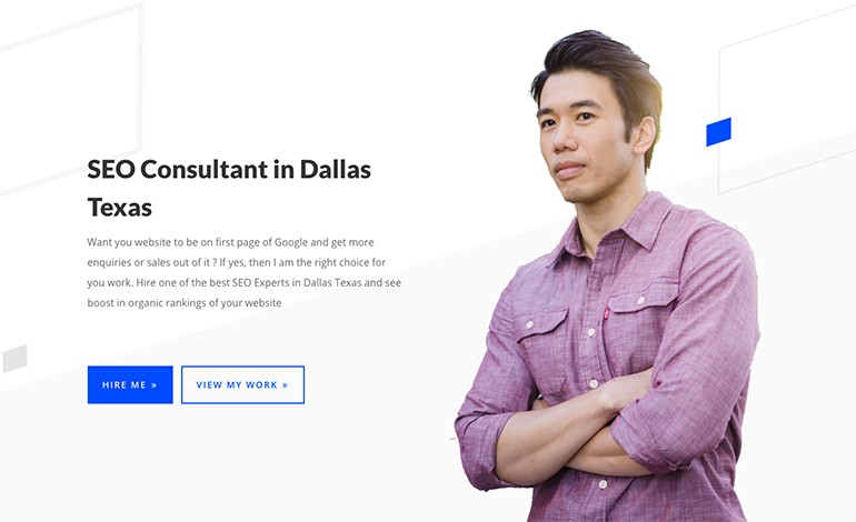 SEo Consultant in Dallas