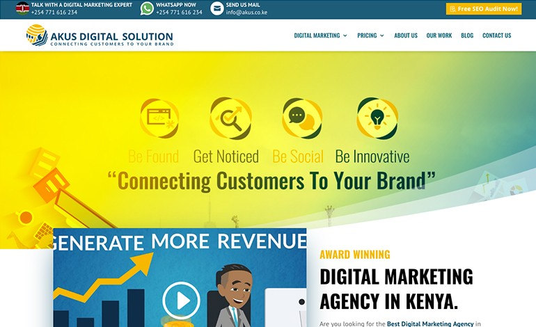 Akus Digital Solution