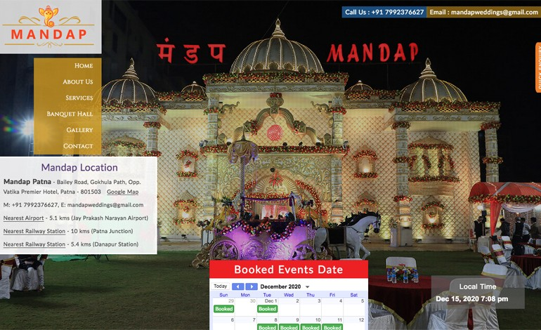 Mandap Weddings