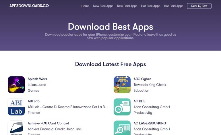 Best IOS Apps