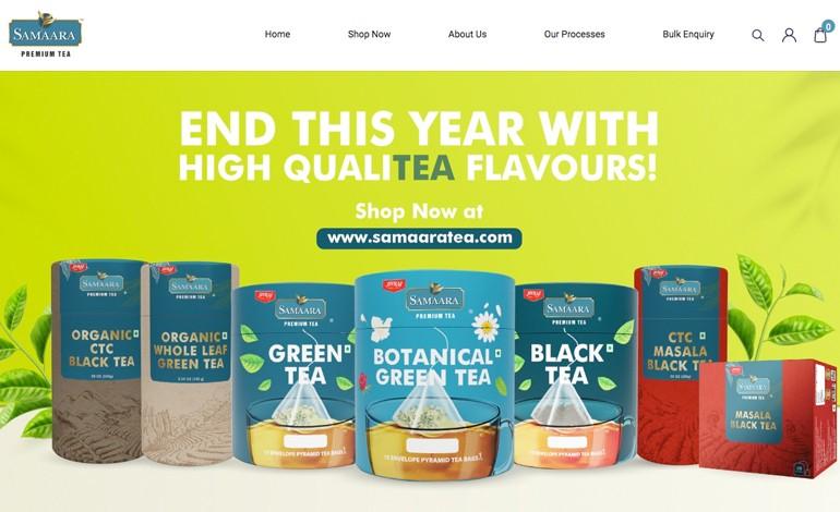 Samaara Tea
