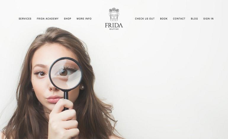 Frida Beauty Bar