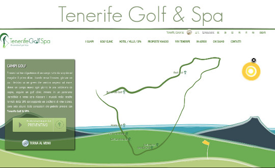 Tenerife Golf & Spa