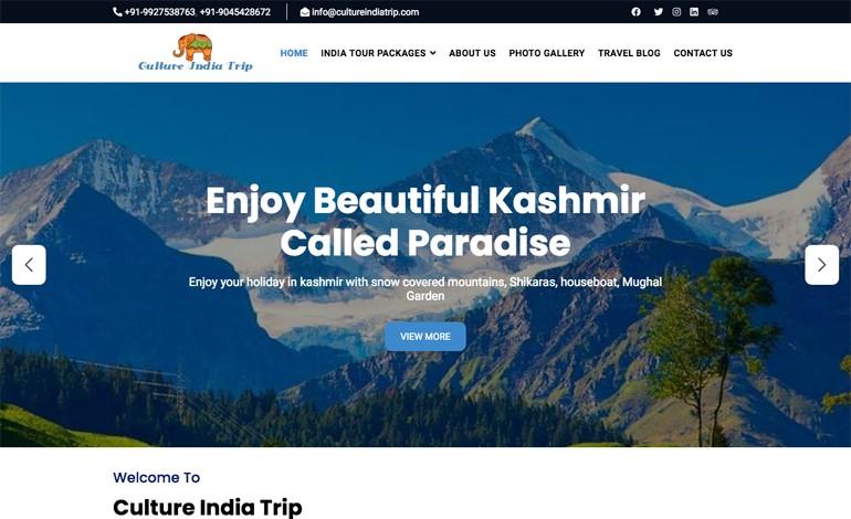 Culture India Trip