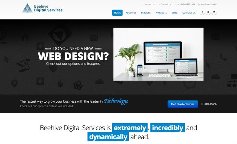 Beehive Digital Service