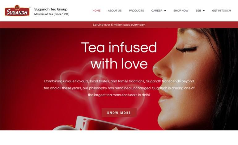 Sugandh Tea Pvt Ltd
