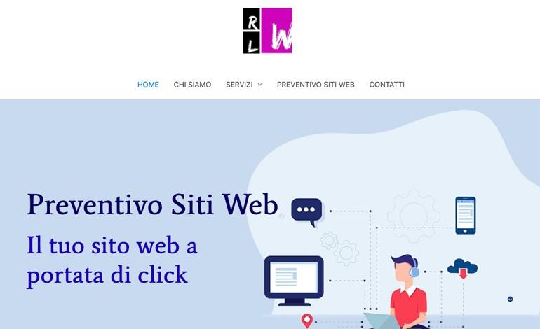 Preventivo Siti Web