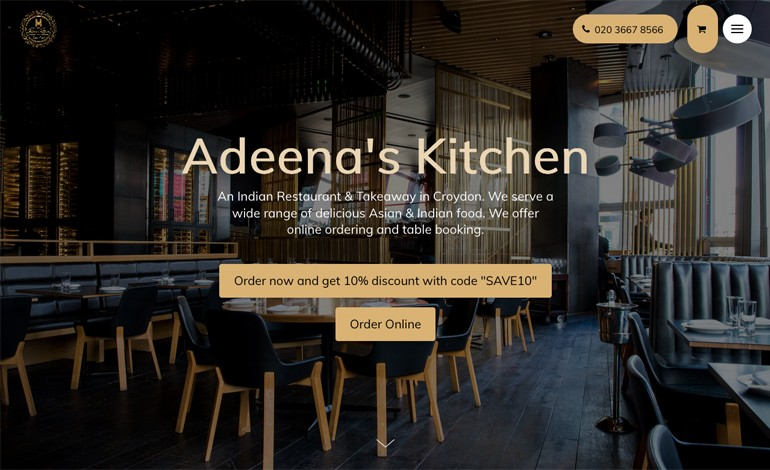 Adeena Kitchen