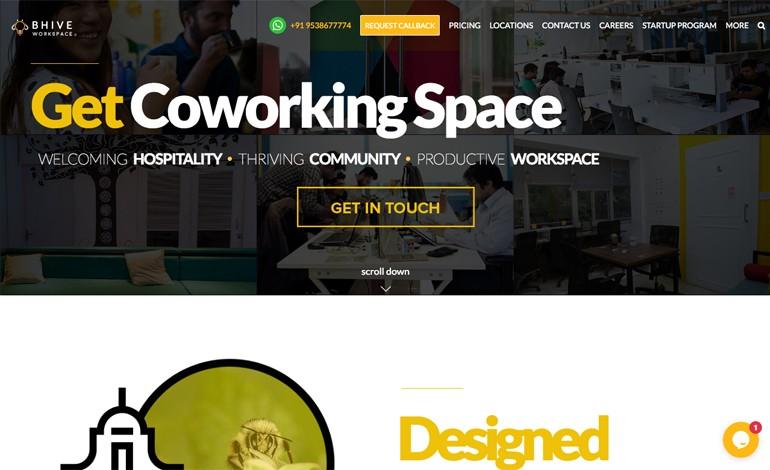 Bhiveworkspace