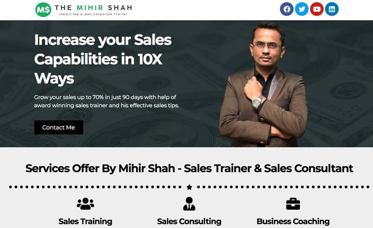 The Mihir Shah