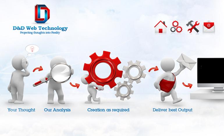 D&D Web Technology