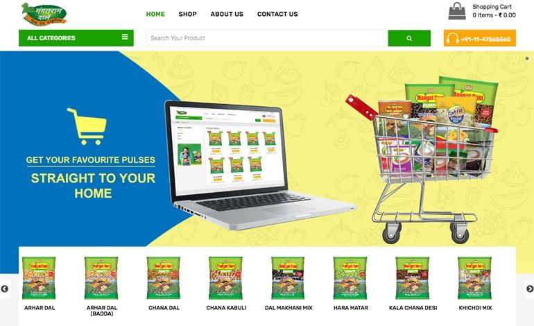 Mangat Ram Dal Mill Pvt Ltd