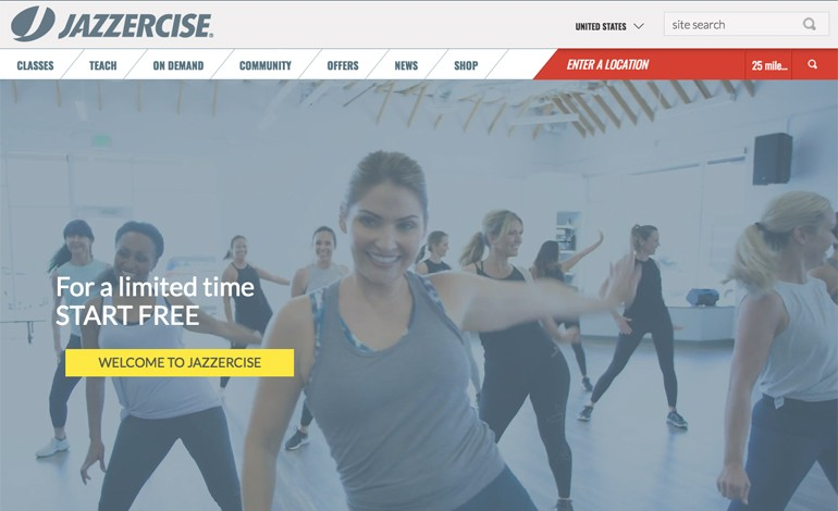 Jazzercise Cardio Dance Workout