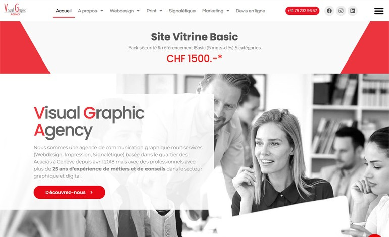 Visual Graphics Agency