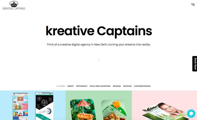 Kreative captains