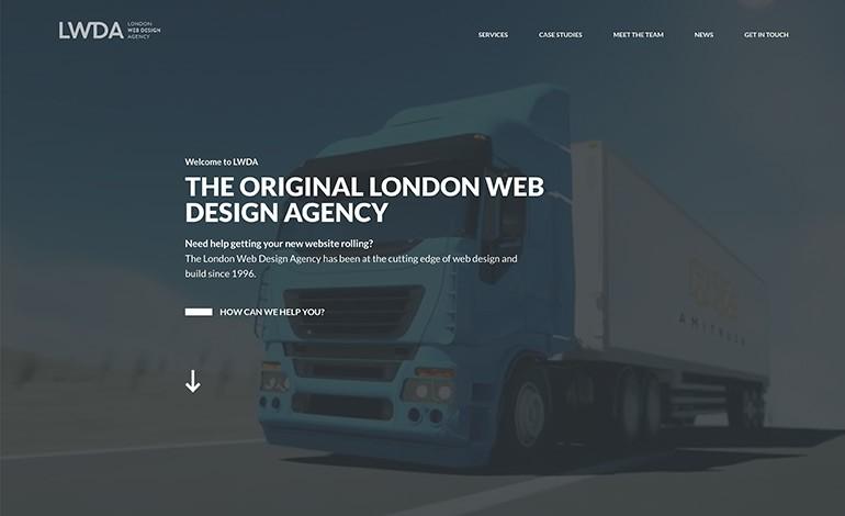 London Web Design Agency