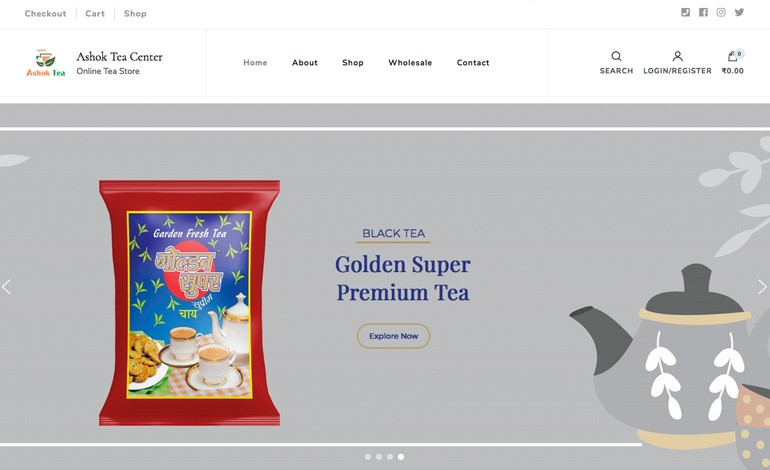 Ashok Tea