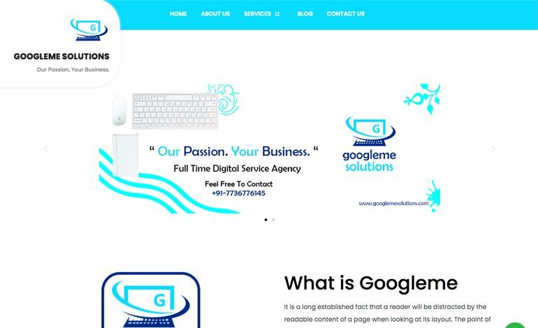 Googleme Solutions