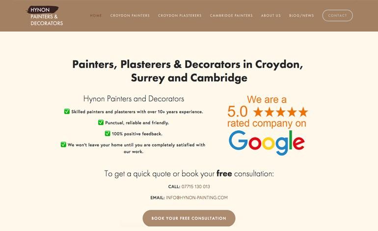 Hynon Painters and Decorators