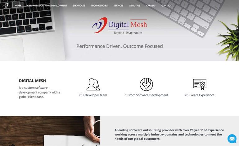 Digital Mesh Softech India P Limited