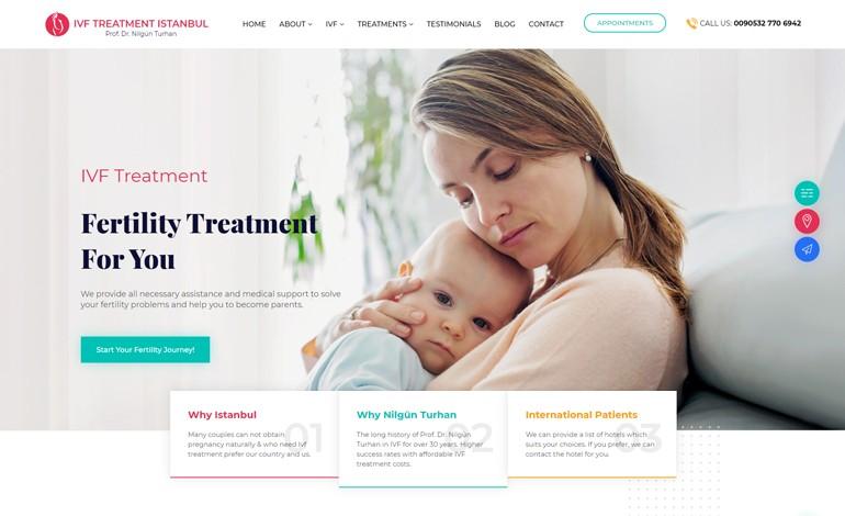 IVF Treatment Turkey