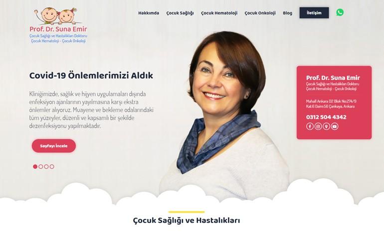 Cocuk Doktoru Suna Emir