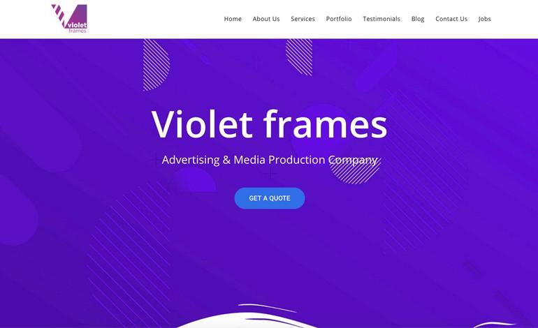 Violet Frames