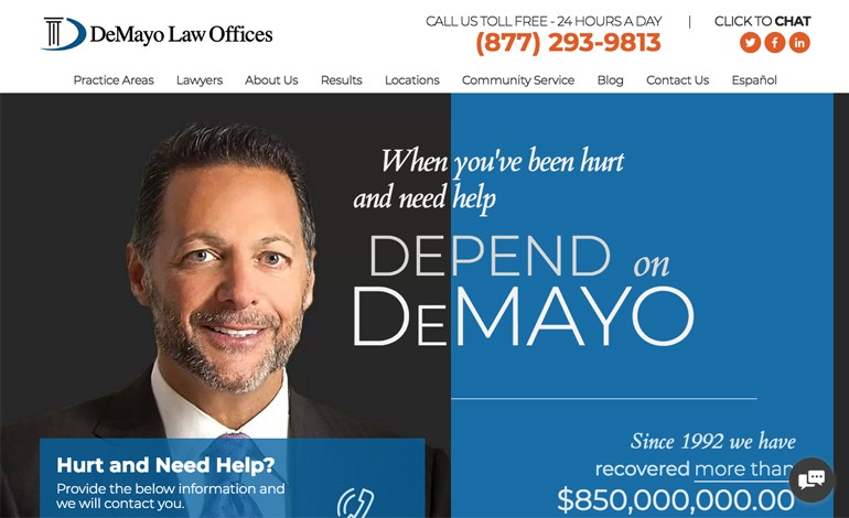 DeMayo Law Offices LLP