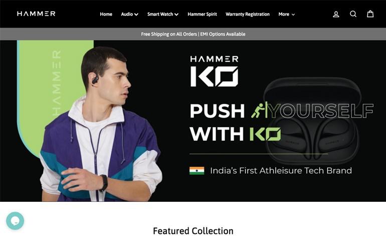 Hammer Audio