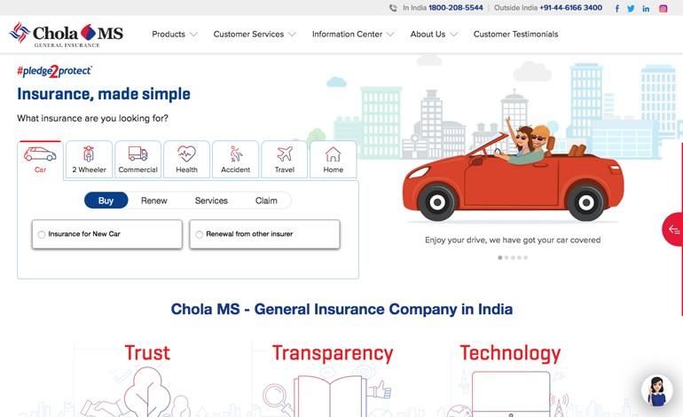 Chola MS General Insurance