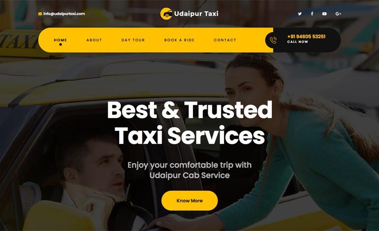 Udaipur Cab Service