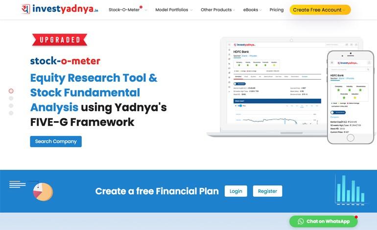 Invest Yadnya
