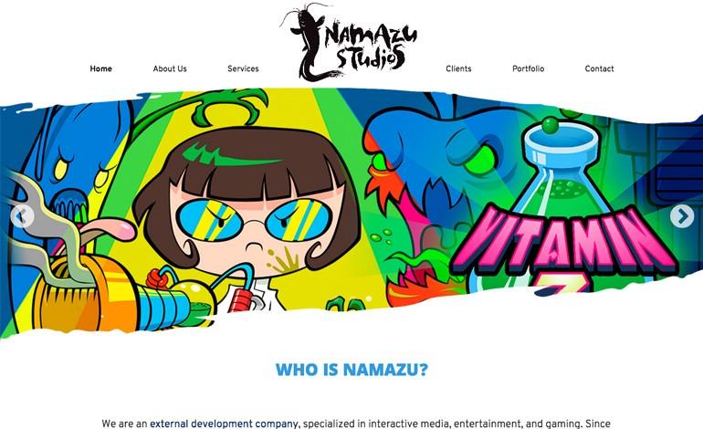 Namazu Studios