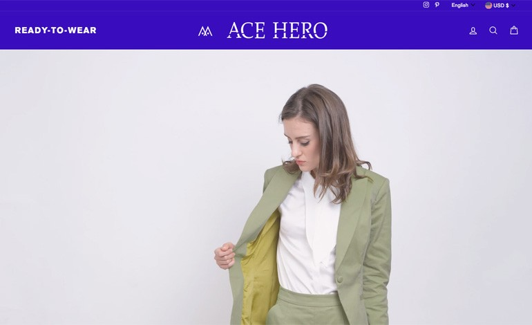 ACE HERO LIMITED