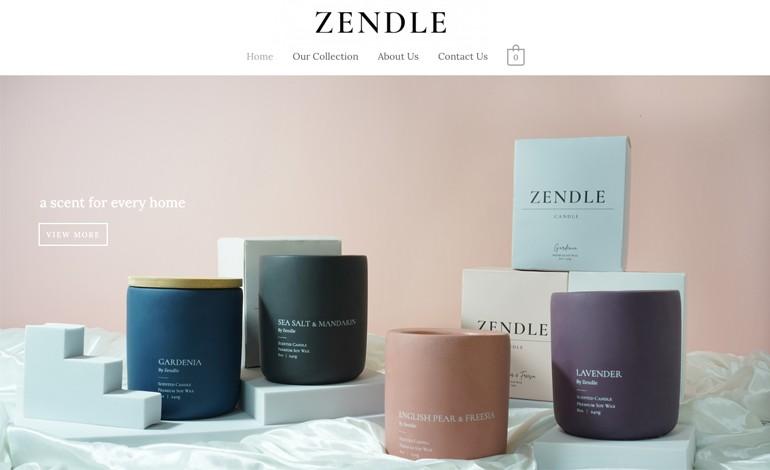 ZENDLE Candle