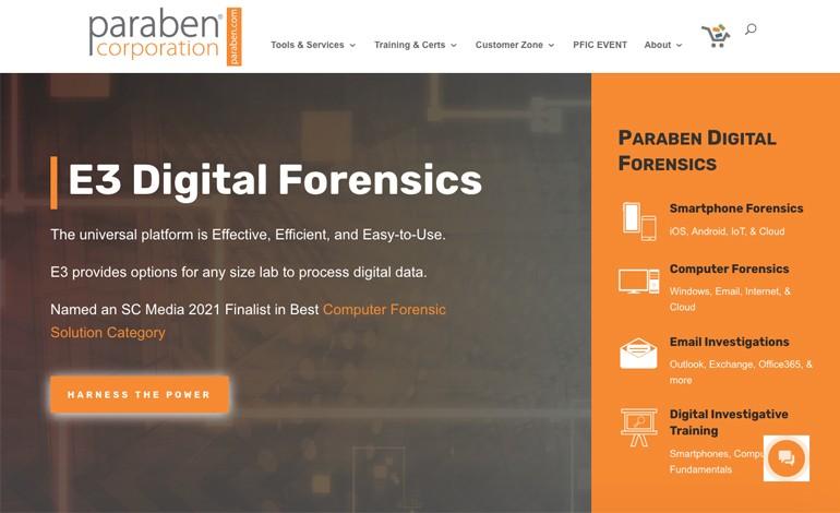 Paraben Corporation