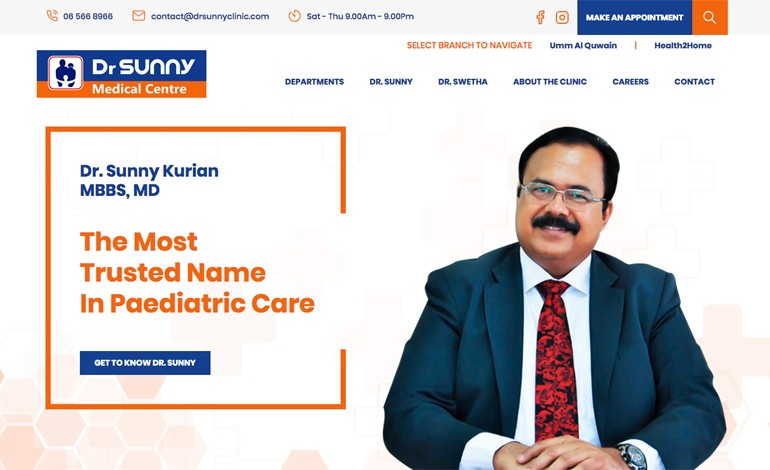 Dr Sunny Medical Centre Sharjah