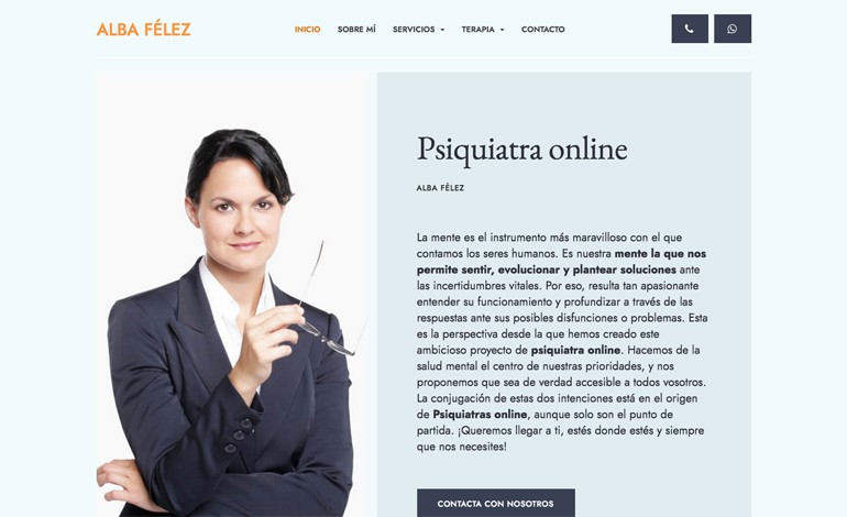 Psiquiatra online