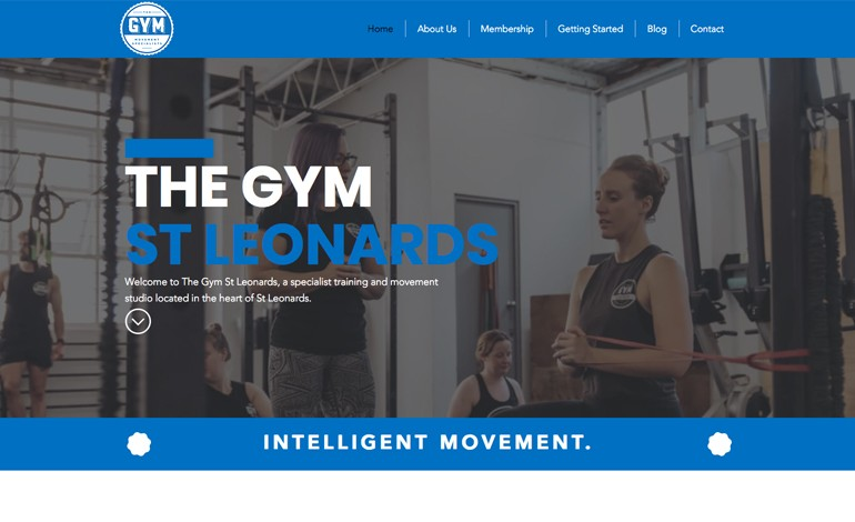 The Gym St Leonards