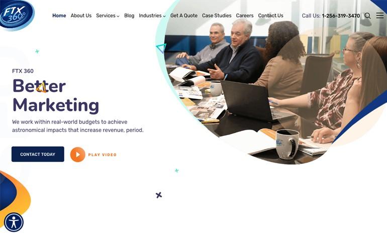 FTx Digital 360 Agency