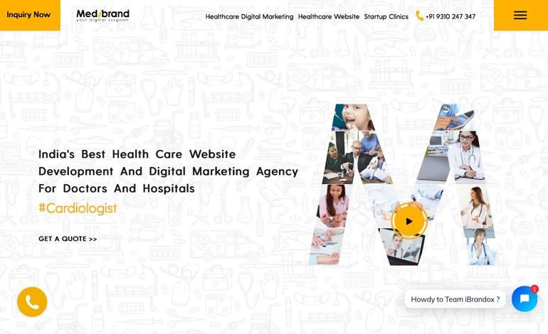 Medibrandox Healthcare Marketing