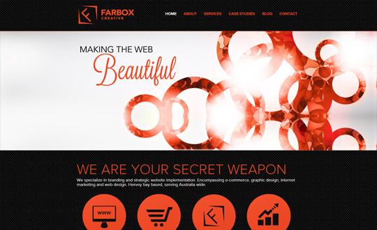 Farbox Creative Web Design Studio