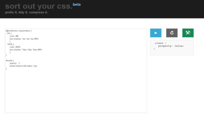 Prefix CSS